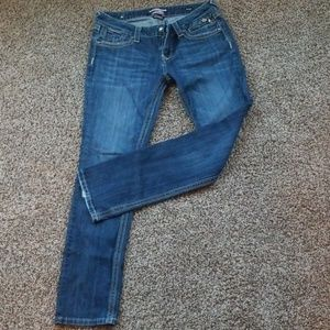 Size 12 RE Rock Express Denim Jeans